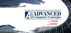 Advanced Computer Concepts
