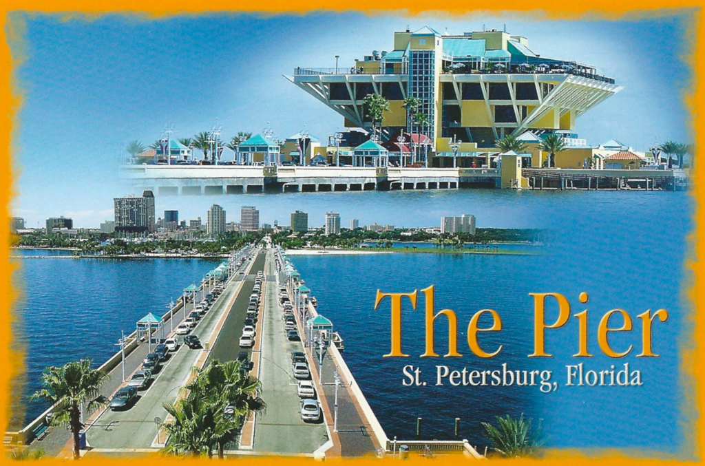 Florida - St. Petersburg, The Pier