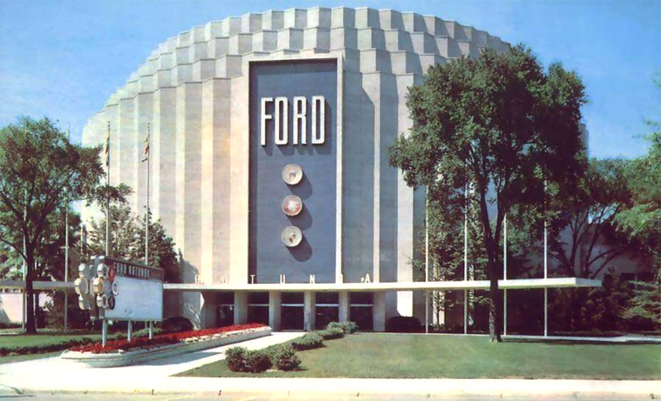 Six sigma training in dearborn michigan for Ford motor company museum