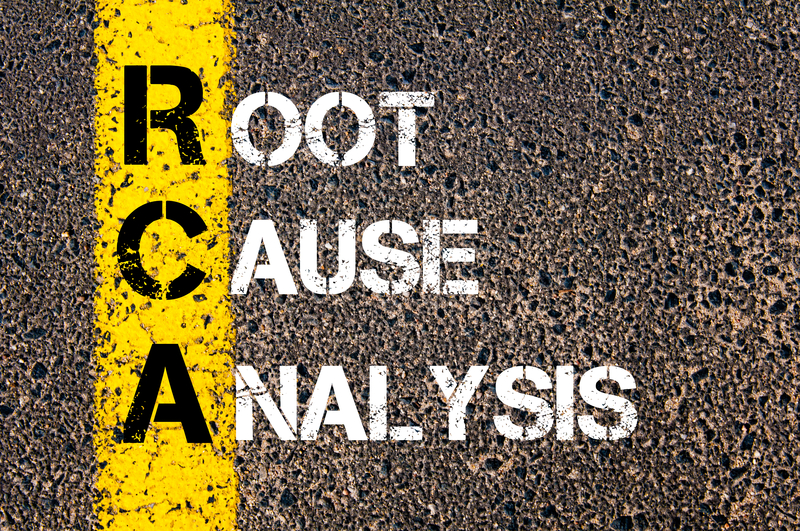 article six sigma gets to the root of the problem with rca 6 sigma