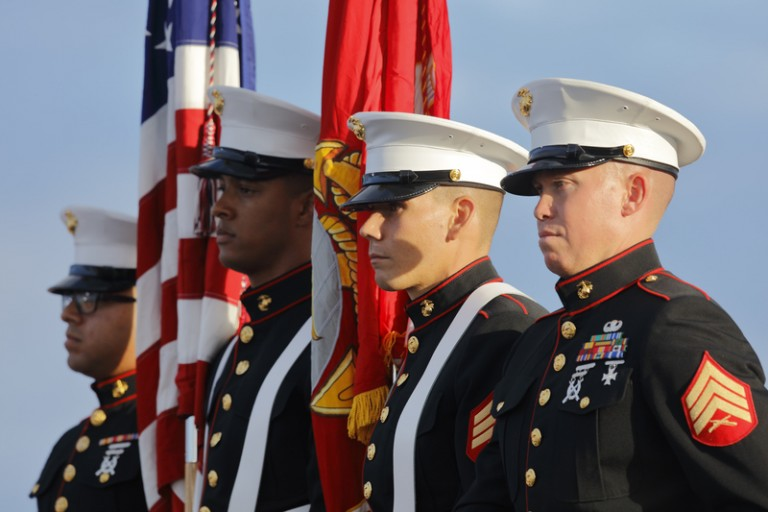 marine color guard six sigma excellence 6sigma.us