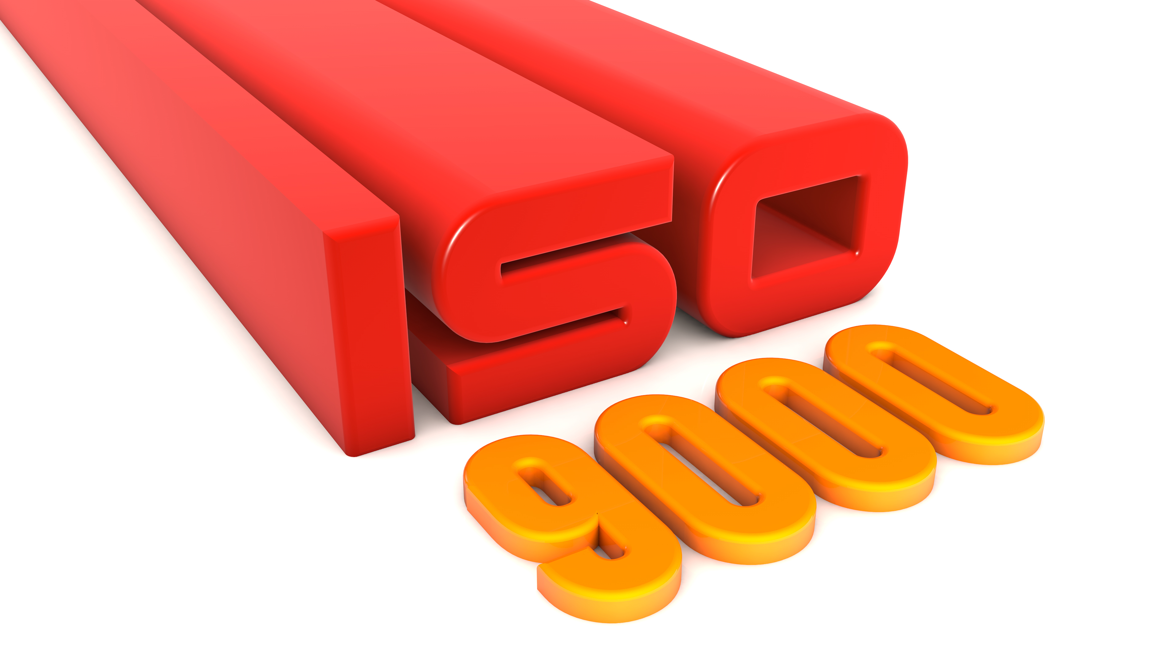 Think Iso 9000 on lean six sigma dmaic