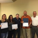 Attendees with Six Sigma Certificates