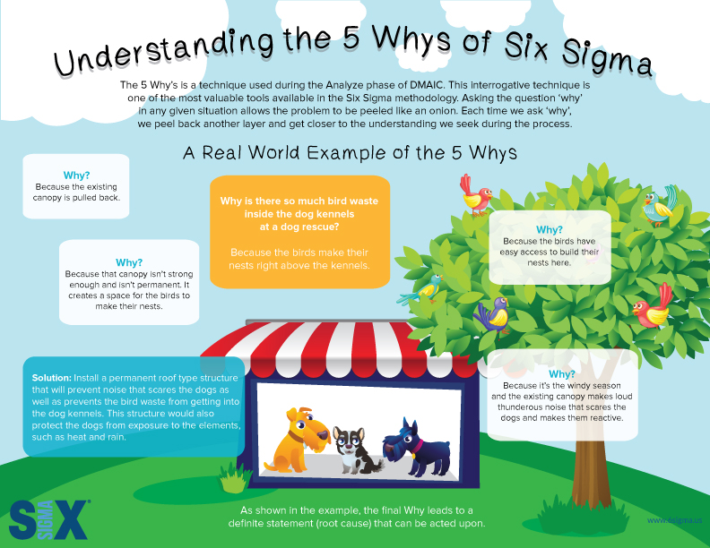 infographic 5 whys