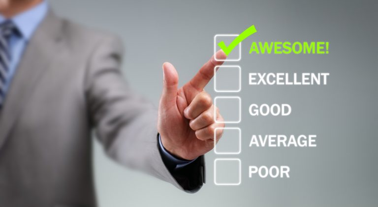 customer service six sigma voc tool