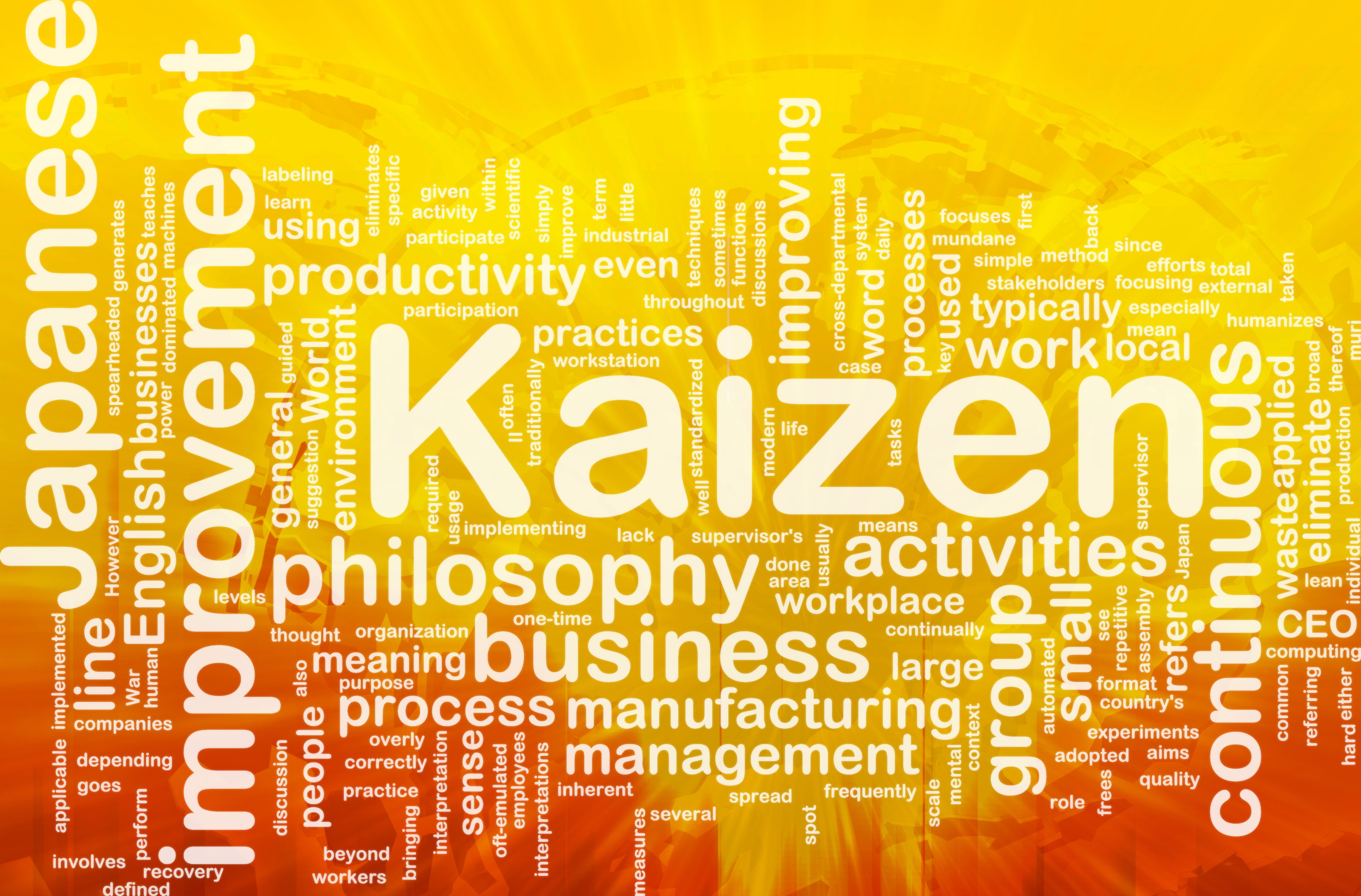 article  what is kaizen philosophy