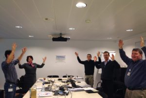 Six Sigma Black Belt Lausanne 2014