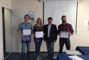Six Sigma Green Belt Moscow 2017 Image01