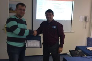 Six Sigma Green Belt Moscow 2017 Image06