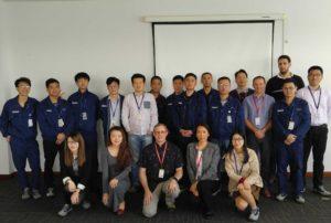 Six Sigma Green Belt Shanghai 2017 Image10