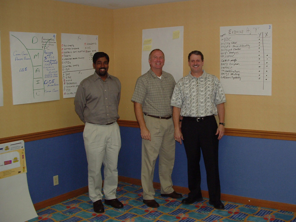 Six sigma training and certification orlando fl lean 6 sigma six sigma master black belt orlando 2005 image2 xflitez Choice Image