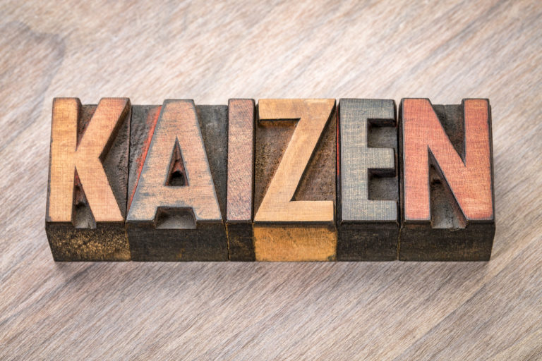 kaizen six sigma