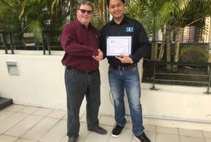Six Sigma Master Black Belt Singapore 2018 Image08