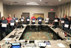 Six Sigma Green Belt Dallas 2018 Image01