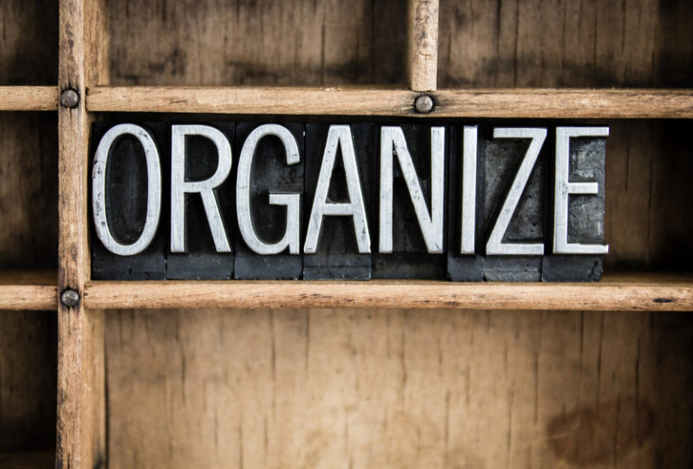 organize 5s tool
