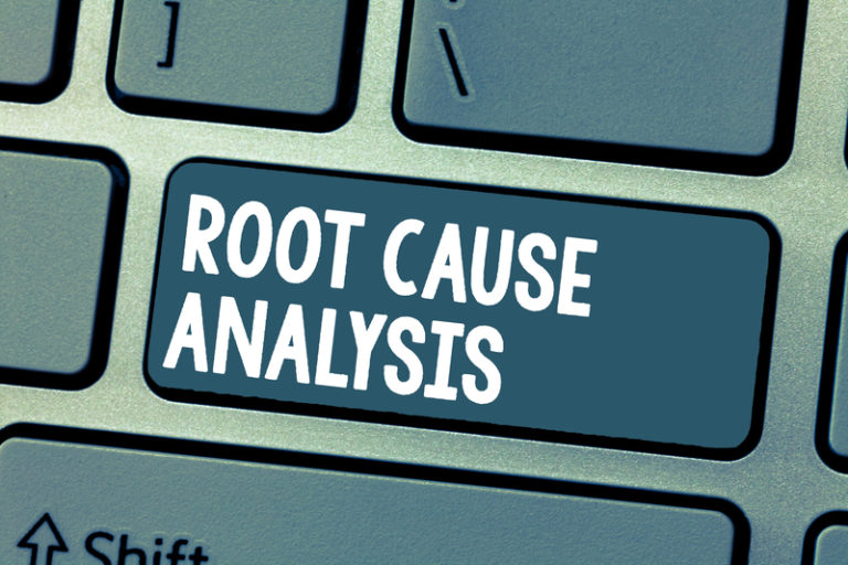 root cause analysis class 6sigma blog